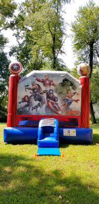 Bounce house and inflatables rental Haddon Township
