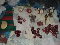 Christmas decorations and 2-4ft pre-lit trees Jacksonville, 32209