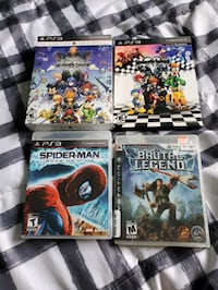 Kingdom Hearts Limited Edition, Spider Man Edge of Vaughan, L4L 3X3
