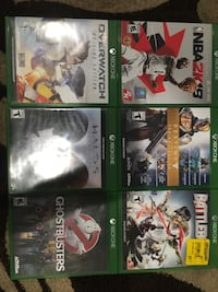 White xbox one console with controller Lawndale, 90260