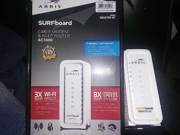 Arris Wifi Router