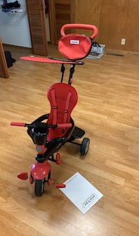 Smart Trike for toddlers