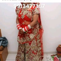 women's red and golden lehnga Ahmedabad, 380015