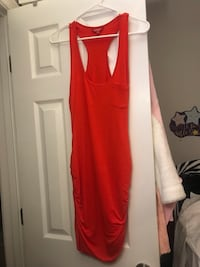Guess red dress size Small New Carrollton, 20784