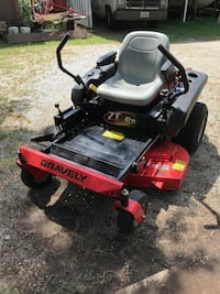 Gravely Zero Turn 42XL Mower with Kohler 7000 series V-Twin Engine Lakeside, 76135