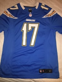 Nike Chargers  Phillip Rivers Jersey  2202 mi