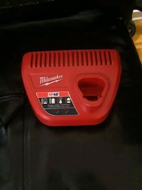 red and black Milwaukee battery charger Toronto, M3L 2G3