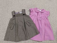 Girls 12 to 18 months dress & jumper set Sterling, 20166