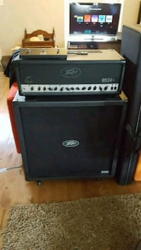 black and gray guitar amplifier Mississauga, L5N 2L7