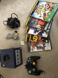 Nintendo GameCube with games Calgary, T3R 1K8
