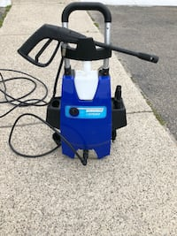 blue and black pressure washer Brampton, L6Z 4K3