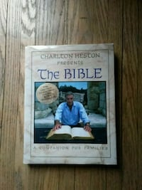 The Bible signed 1st edition,1st printing