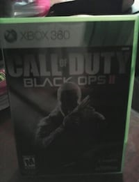 Cal duty Black ops2 for sale Ontario, P3C 5A7