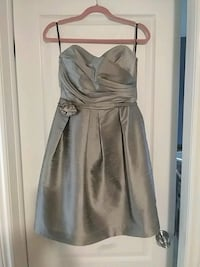 Alfred Sung strapless dress M Grimsby, L3M