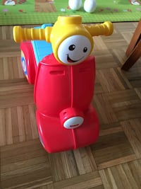 Toddler scooter toy