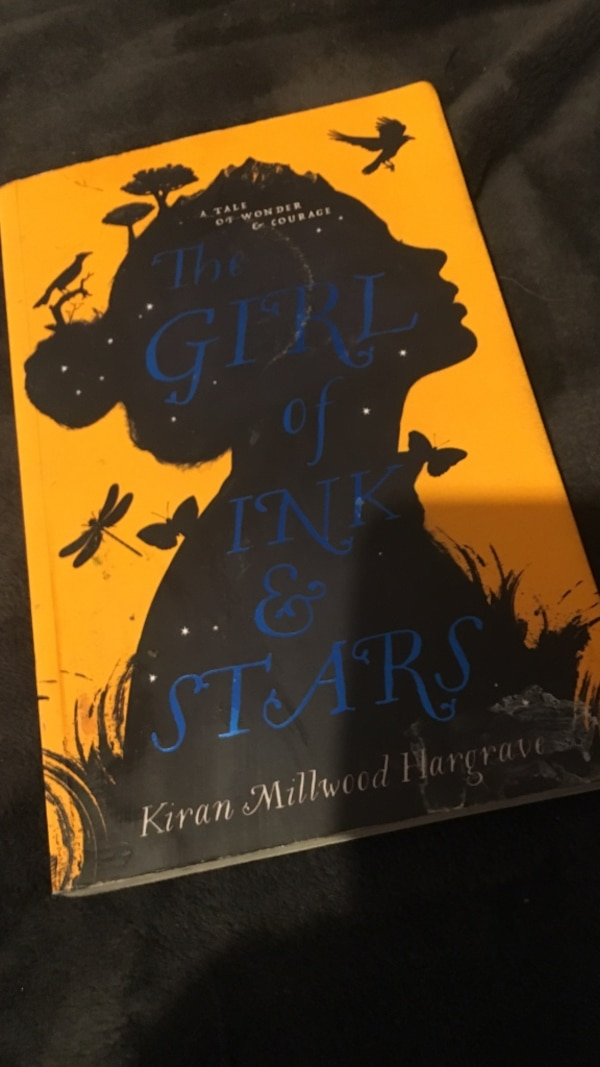 Used The Girl Of Ink And Stars Book By Kiran Millwood Hargrave For