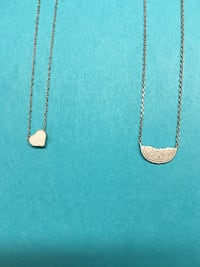 Whimsical sterling silver charm necklaces Houston, 77030