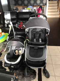 Safety first onboard35 travel system  Brant, N3L 4G5
