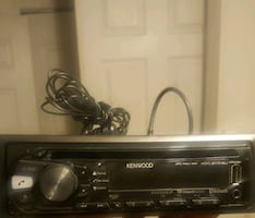Kenwood radio KDC bt318u
