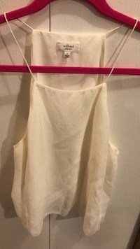 Women's white halter top Port Coquitlam, V3B 2H3