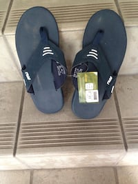 Brand New with tags Men's size 11 Reef sandals