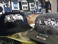 TOP2BOTM LIMITED EDITION HATS Spring Valley, 91977
