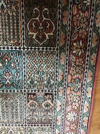 Area/Decorative Rug from Turkey - 100% Silk never placed on floor-only on wall Vaughan