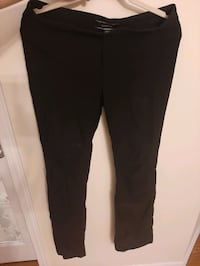 LeChateau Black Pants, size 10
