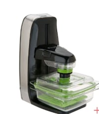 NIB FoodSaver FreshSaver with Containers & Zipper Bags Knightdale, 27545