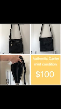 women's black leather sling bag Edmonton, T6B