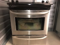 Kenmore Elite Double Oven Gas Range w/Convection Cooking Chicago