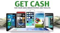 Buying used and broken phone,iPad ,tablet  St Catharines, L2M 3W4