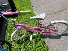 Girls Bicycle $30 OBO