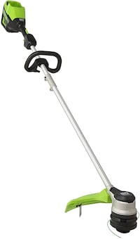 GREENWORKS WEEDWACKER CORDLESS