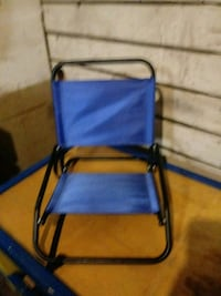 blue and gray folding chair Eugene, 97404