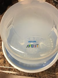 Philips avent baby bottles microwave steam sterilizer Rockville, 20852