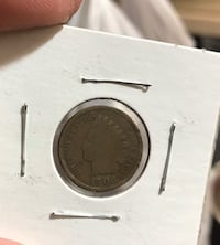Indian head penny diff years collectible  Herndon, 20170