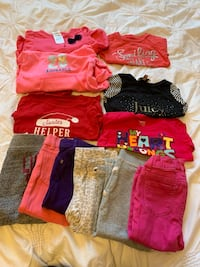 Girl clothes size 12 m Mississauga, L5B 1E8