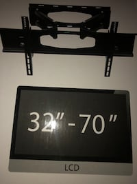 "TV Wall Mount  Up to ""32-70 inch"" with some amazing features, (SELF LEVEL MEASURER) Toronto, M3L"