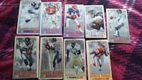 9 gameday '93 NFL cards Woodbury, 30293