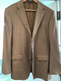 $800 suit new for $50 Edmonton, T5R