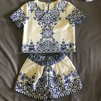 Matching Two Piece Set Vaughan