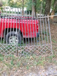 Charleston wrought iron gates was told they were removed from the sout Summerville, 29485