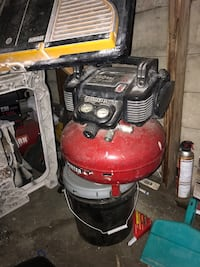 red and black air compressor Commerce, 90040