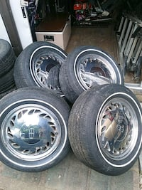 225 60 16 inch wheels and tires  Kingsport, 37660