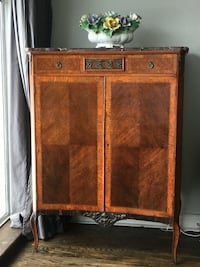 Delivery - antique French cabinet / dresser / chest of drawers Toronto, M9B 3C6