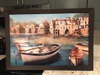 Large Italy painting Wilmington, 28403