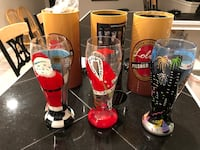 3 Lolita Pilsner Glasses Rockville, 20850