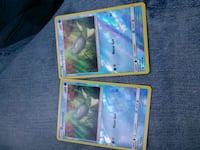 two Pokemon trading cards Cleveland, 37323