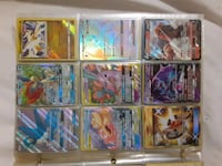 Pokemon cards (current gen)